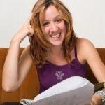 Rocio estudiante inglés online